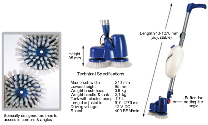 Tekniske Specifikationer