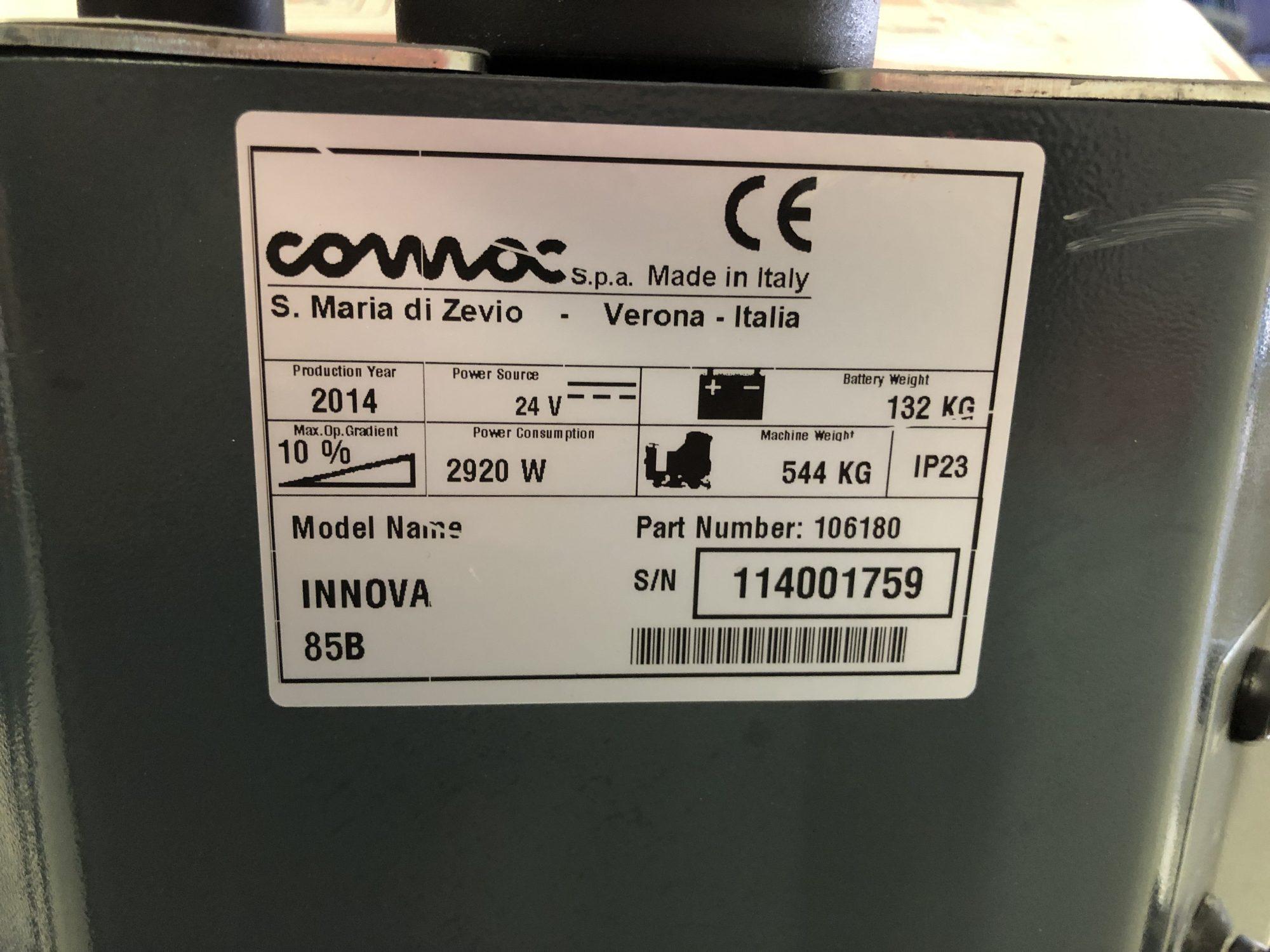 Comac Innova 85B 3
