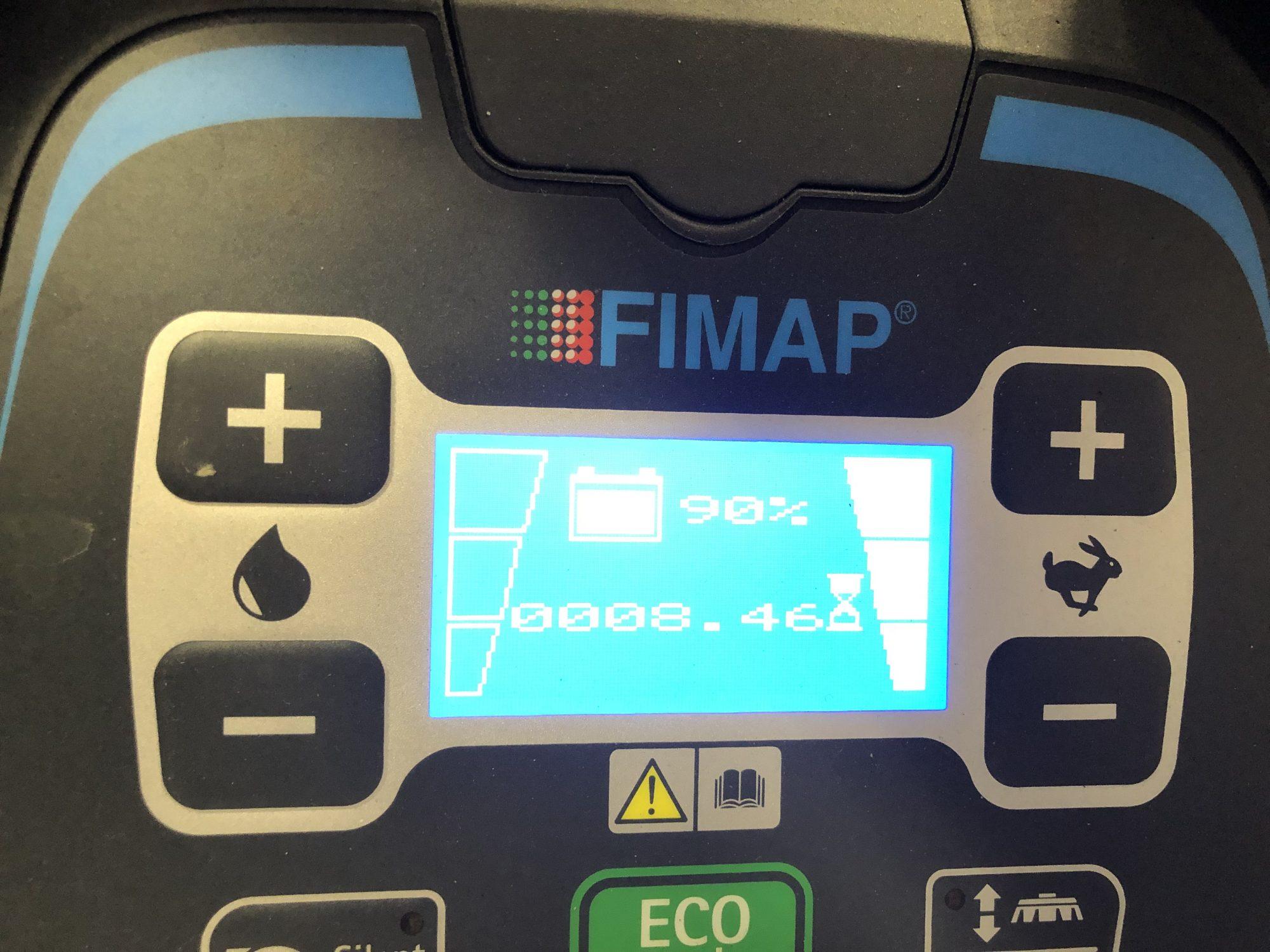 Fimap Maxima 50 Bts Pro 2