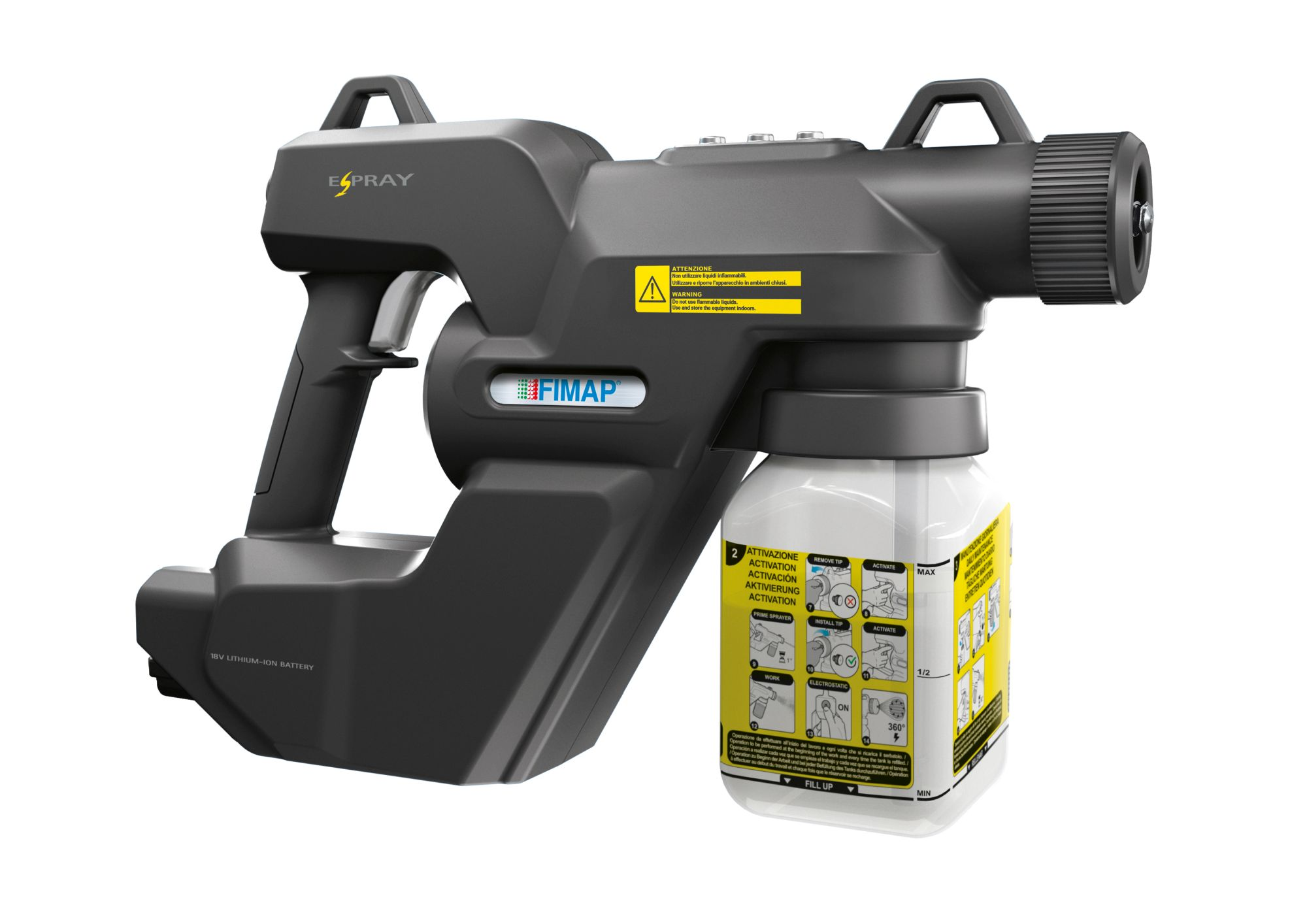 Fimap E-Spray